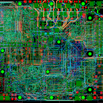 Alpha PCB Designs: 6 Gbps high speed design with blind vias and via-in-pad technology (PADS)